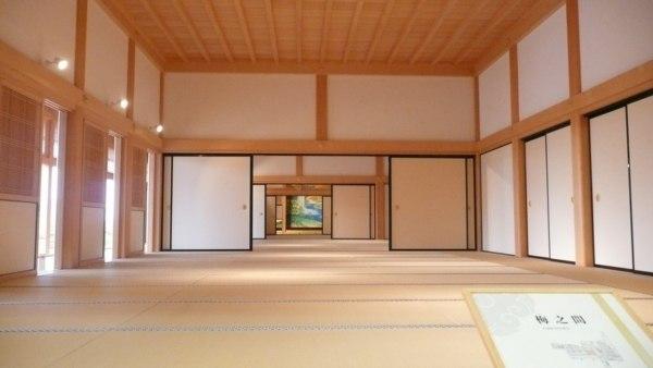 Kumamoto Castle_Honmaru Goten Umenoma