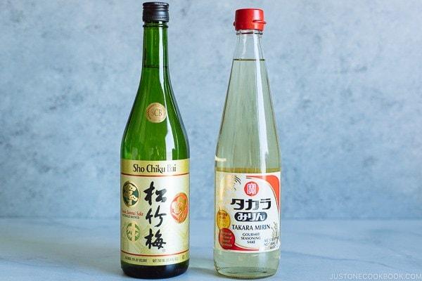 Takara Sake and Mirin