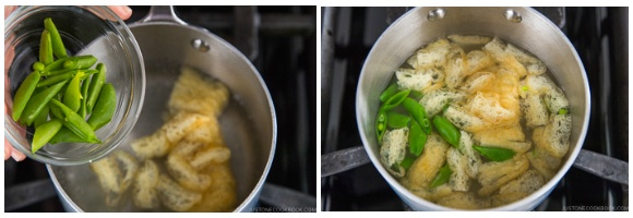 Vegetable Miso Soup 19