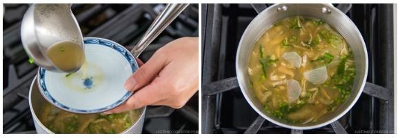 Vegetable Miso Soup 8