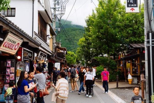 Yufuin Yunotsubo Kaido - - Yufuin Travel Guide | justonecookbook.com
