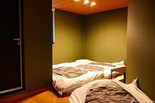 Guest room at Hotel CASVI TENJIN - Fukuoka Travel Guide   justonecookbook.com