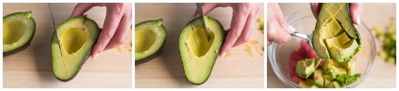 Avocado & Negitoro Donburi 3