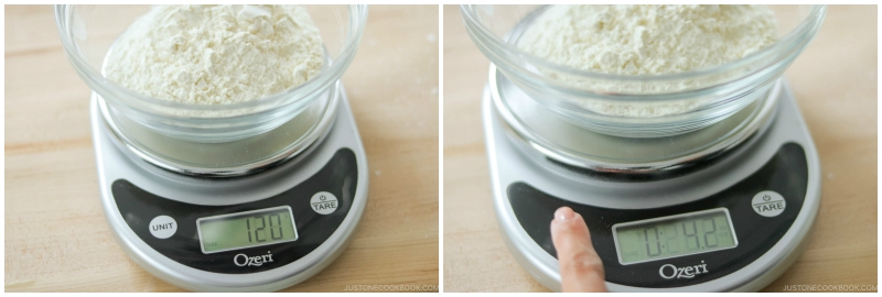How to Measure Flour 4