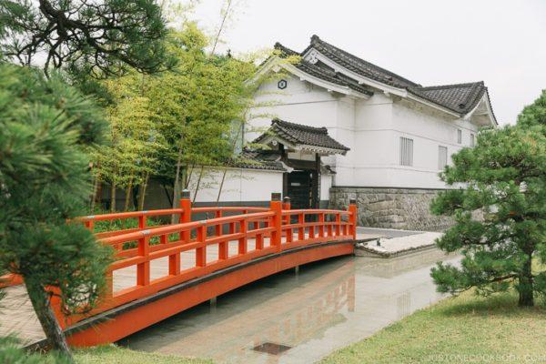 Kikkoman Factory Tour Goyogura | justonecookbook.com