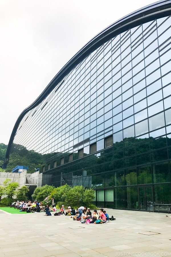 Kyushu National Museum - Fukuoka Travel Guide | justonecookbook.com