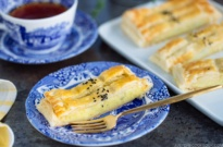 Japanese Sweet Potato Pie スイートポテトパイ