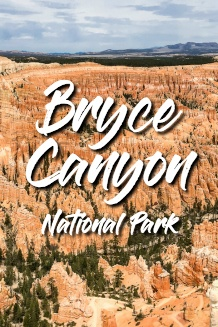 Bryce Canyon National Park Travel Guide | justonecookbook.com