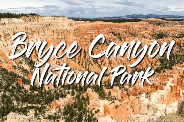 Bryce Canyon National Park | JustOneCookbook.com