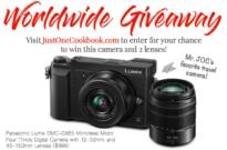 Panasonic Lumix GX85 Digital Camera (2 Lenses) Worldwide Giveaway (Closed)
