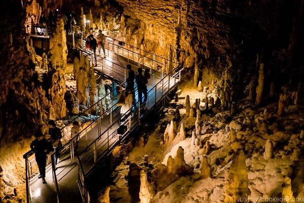 Gyokusendo Cave - Okinawa World | justonecookbook.com