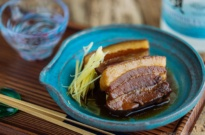 Rafute (Okinawan Braised Pork Belly) ラフテー