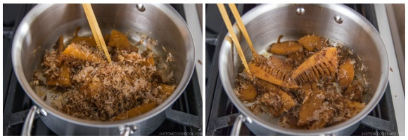 Simmered Bamboo Shoots 5