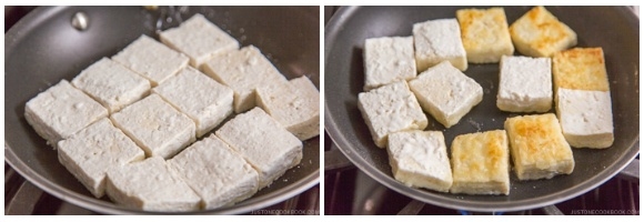 Teriyaki Tofu 6