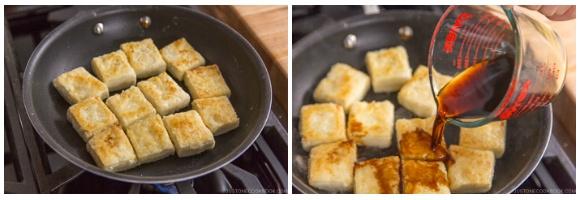 Teriyaki Tofu 7