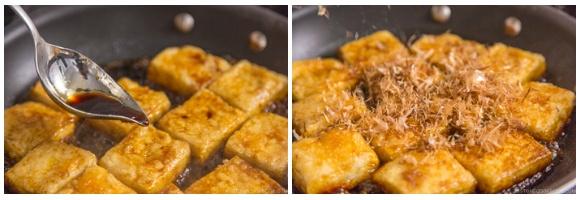 Teriyaki Tofu 8
