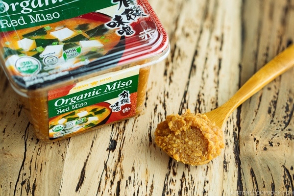Hikari Miso Organic Red Miso | Easy Japanese Recipes at JustOneCookbook.com