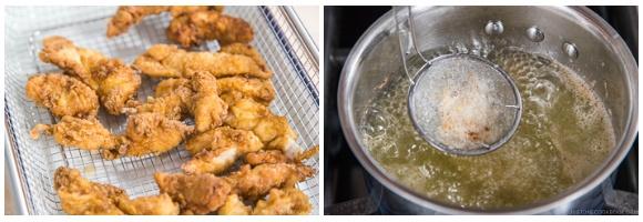 Chinese-style Chicken Karaage Donburi 9