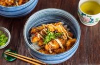 Karaage Rice Bowl 中華風唐揚げ丼