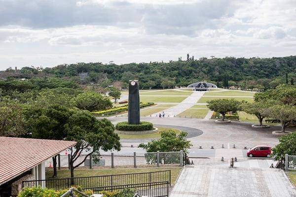 Okinawa Prefectural Peace Memorial Park - Okinawa Travel Guide | justonecookbook.com