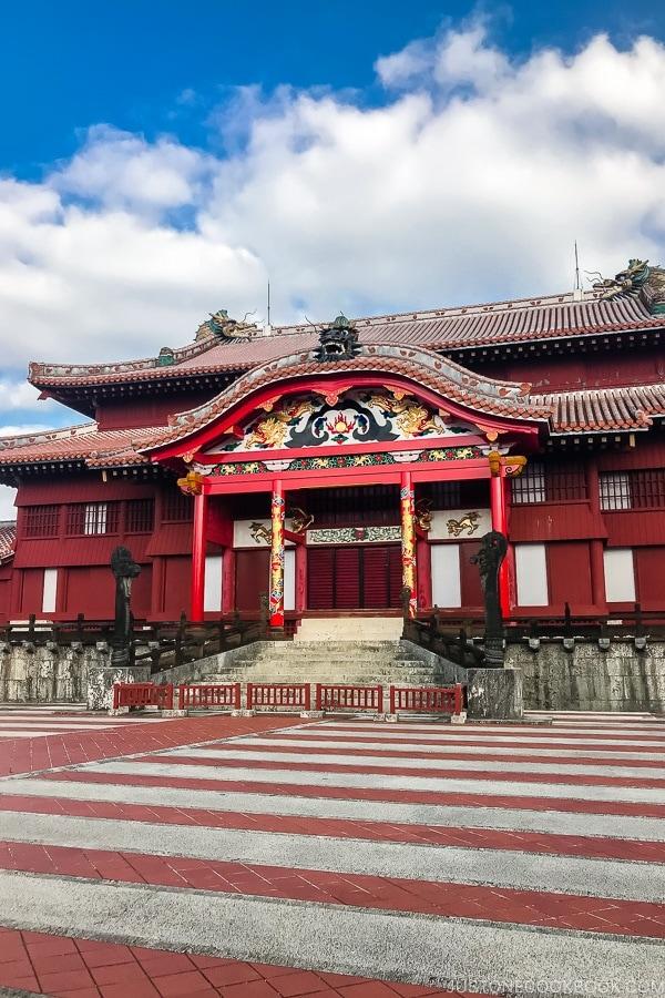Shuri Castle Okinawa Travel Guide | justonecookbook.com