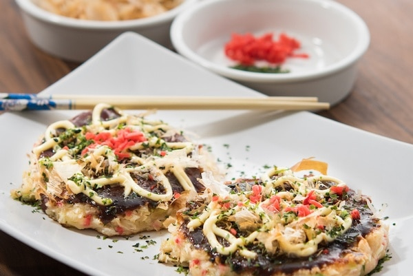 Explore Japan Cooking Kit giveawat_Okonomiyaki recipe