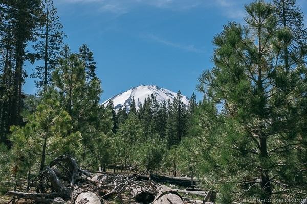 Lassen Volcanic National Park Prospect Peak
