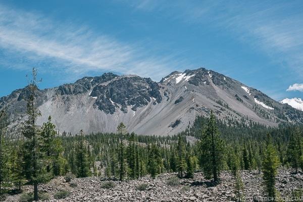 Chaos Crags - Lassen Volcanic National Park Travel Guide | justonecookbook.com
