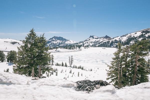 Lake Helen - Lassen Volcanic National Park Travel Guide | justonecookbook.com