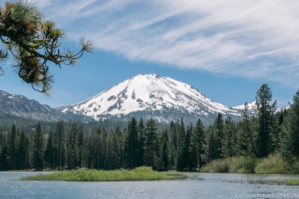 Lassen Volcanic National Park Travel Guide | justonecookbook.com