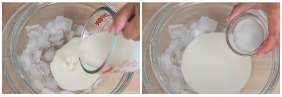 Matcha Souffle Pancake 1