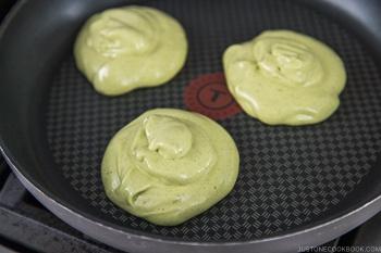 Matcha Souffle Pancake 16