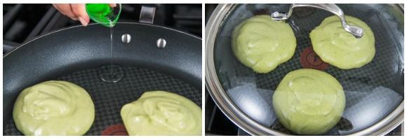 Matcha Souffle Pancake 17
