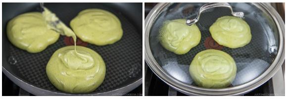 Matcha Souffle Pancake 18