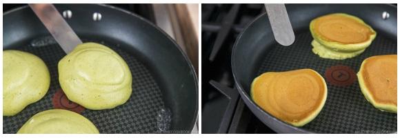 Matcha Souffle Pancake 19