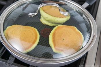 Matcha Souffle Pancake 20