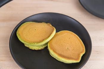 Matcha Souffle Pancake 21