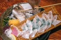 Fishing for Your Meal at Zauo Shinjuku ざうお