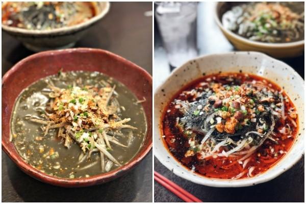 Black Sesame Tan Tan Men at Double Happiness in Yokohama | Easy Japanese Recipes at JustOneCookbook.com