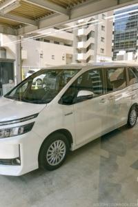 Toyota rental car - Guide to Driving in Japan | www.justonecookbook.com