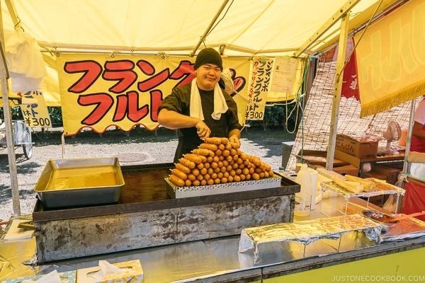 Hot Dog Yatai