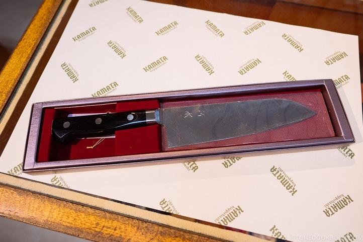 Kamata Knife Worldwide Giveaway • Just One Cookbook