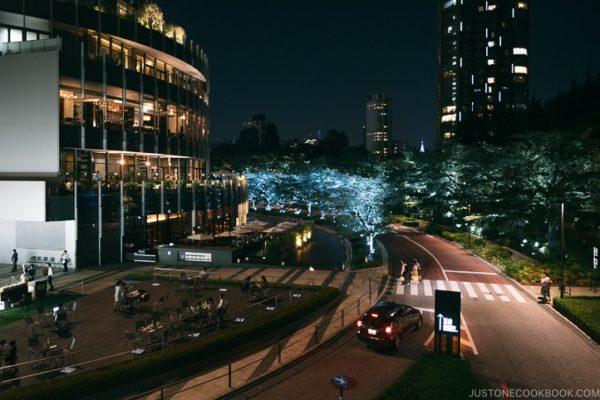 Tokyo Midtown Garden - Tokyo Roppongi Travel Guide | www.justonecookbook.com