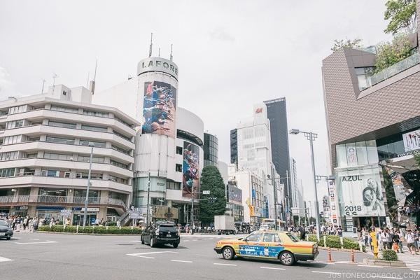 Laforet Harajuku - Harajuku Travel Guide | www.justonecookbook.com