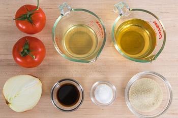 Pickled Tomatoes Ingredients