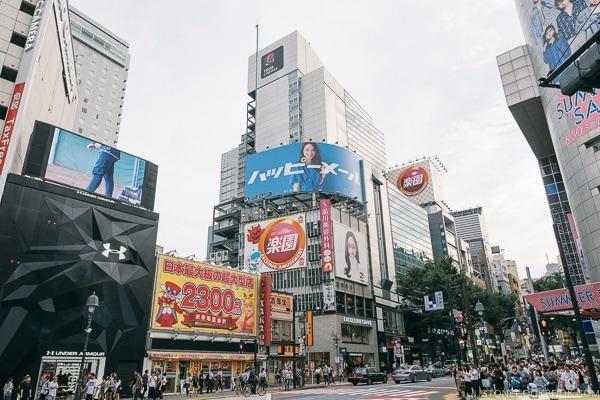 TOHO Cinemas Shibuya - Tokyo Shibuya Travel Guide | www.justonecookbook.com