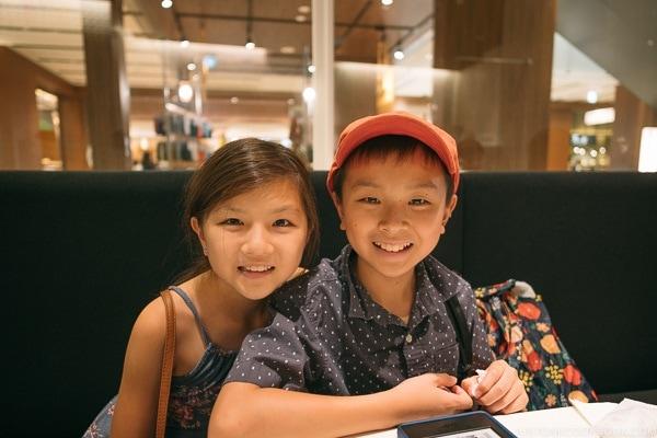Just One Cookbook children inside Toraya Tokyo Midtown - Tokyo Roppongi Travel Guide | www.justonecookbook.com