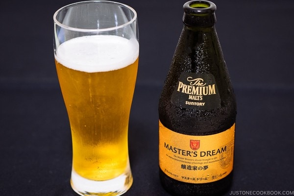 The Premium Malt's Master's Dream - Guide for Japanese Beer | www.justonecookbook.com