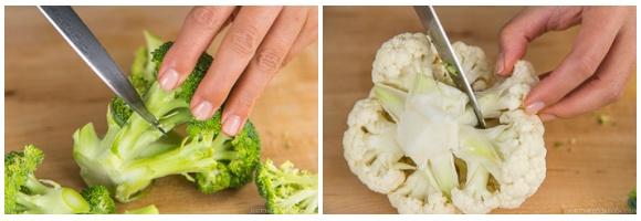 Steamed Vegetables 11