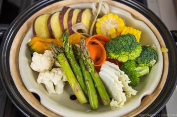 Steamed Vegetables 15
